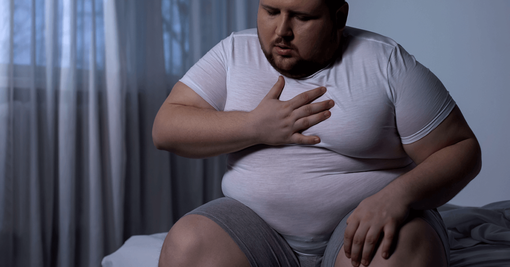 CPAP SCOFA Heart Disease